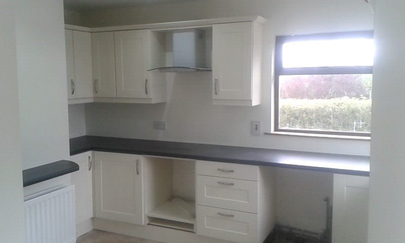 A Lovely Kitchen Refurb In Armoy