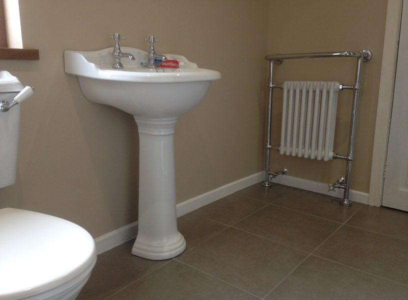 Bathroom refurb in Greyabbey
