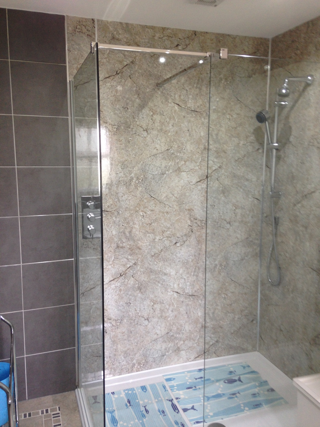 Bathroom refurb – Downshire Rd Bangor