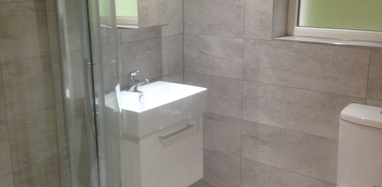 Bathroom & wc refurb – Bangor